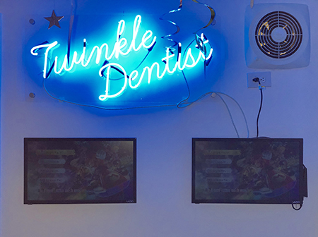 Prize Area for Twinkle Dentist in New York